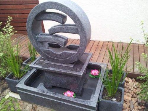 Water Wheel Terrazzo Small