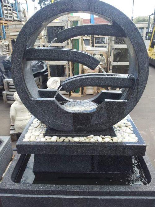 Water Wheel Terrazzo Large