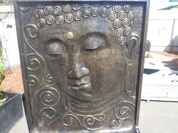 Buddha Face Panel 150cm
