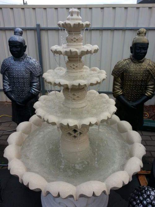 Five Tier Fountain