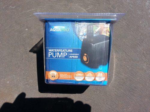 Aqua Pro AP550