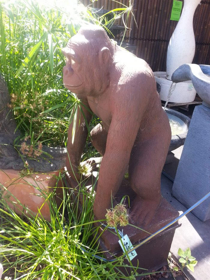 Gorilla Statue (Baby)