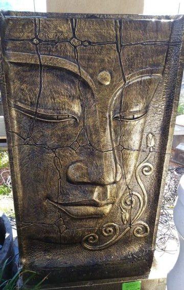 Buddha Face Panel - 1 Piece