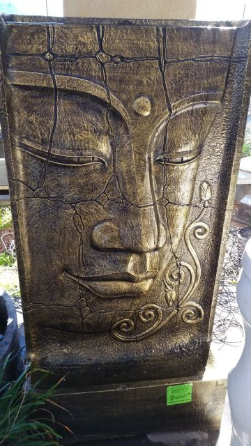 Buddha Face Panel - 1 Piece