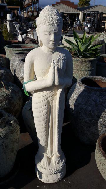 Buddha, Standing Buddha Praying