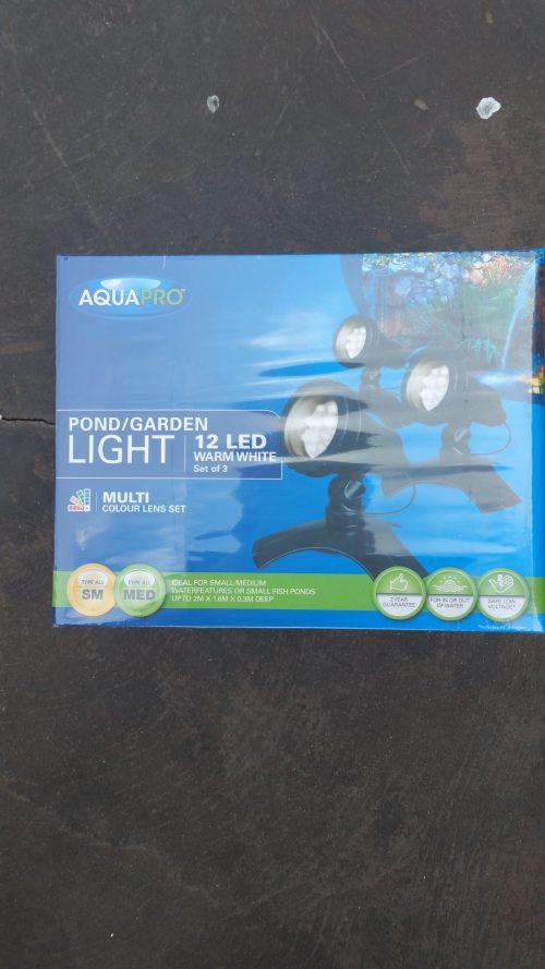 Aqua Pro 12 LED Triple
