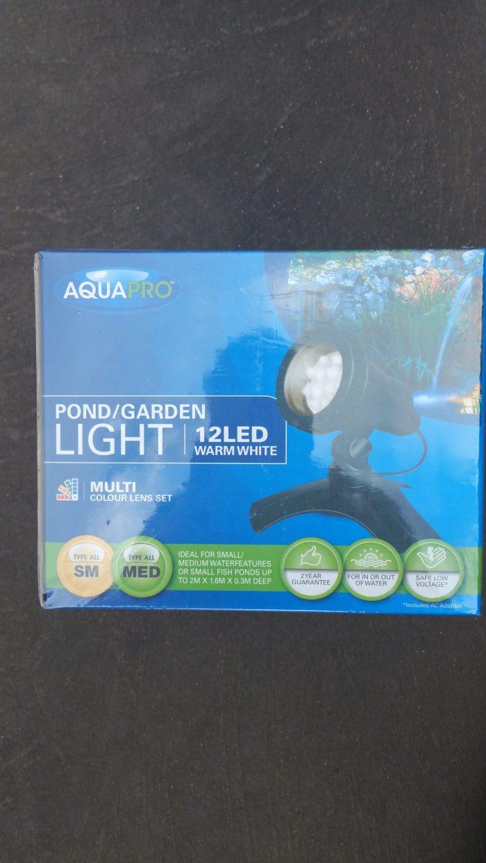 Aqua Pro 12 LED single