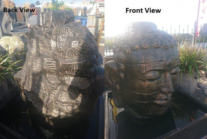 Buddha Broken Head Water Feature