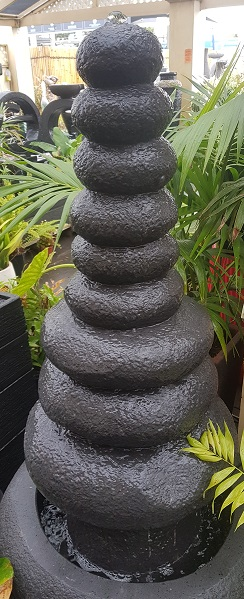 Stone Stack Water Feature (Large)