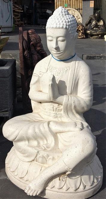 Buddha Meditation Terrazzo
