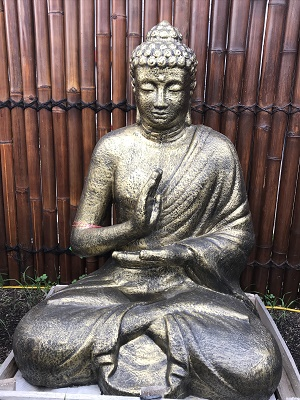 Buddha (Meditating Cross Legged)