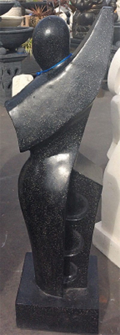 Abstract Dancing Figure